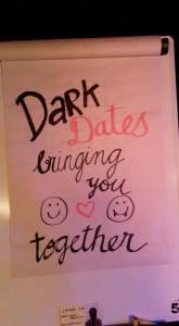 dark dates show