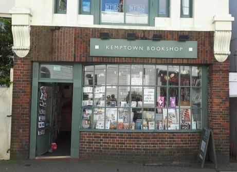 kemptown bookshop